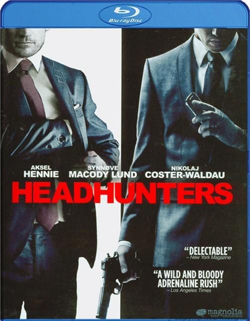 Headhunters Blu-ray