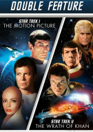 Star Trek: The Motion Picture / Star Trek II: The Wrath Of Khan (Double Feature) Movie