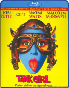 Tank Girl: Collectors Edition (Blu-ray + DVD Combo) Blu-ray