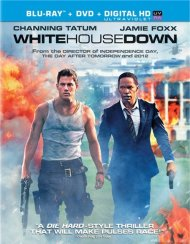 White House Down (Blu-ray + DVD + UltraViolet) Blu-ray