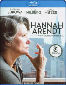 Hannah Arendt (Blu-ray + DVD Combo) Blu-ray