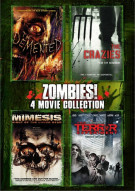 Zombies: 4 Movie Collection Movie
