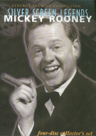 Silver Screen Legends: Mickey Rooney Movie