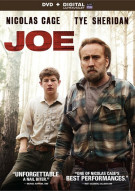Joe (DVD + UltraViolet) Movie
