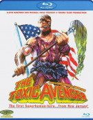 Toxic Avenger, The Blu-ray