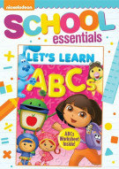 Nickelodeon: Lets Learn - A, B, Cs Movie