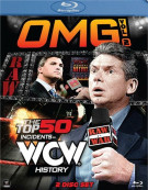 WWE: OMG! The Top 50 Incidents In WCW History - Volume 2 Blu-ray