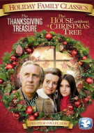 Thanksgiving Treasure, The / The House Without A Christmas Tree (Double Feature) Movie