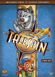 Talespin: Volume 3 Movie