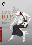 Bitter Tears Of Petra Von Kant, The: The Criterion Collection Movie