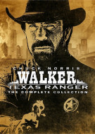 Walker, Texas Ranger: The Complete Collection (Repackage) Movie