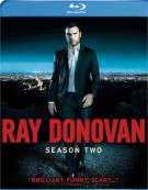 Ray Donovan: Season Two Blu-ray