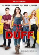 DUFF, The (DVD + UltraViolet) Movie