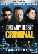 Ordinary Decent Criminal (DVD + UltraViolet) Movie