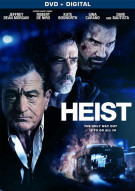 Heist (DVD + UltraViolet) Movie