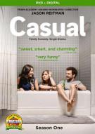 Casual: Season One (DVD + UltraViolet) Movie