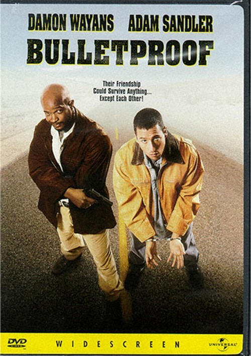 Bulletproof Movie