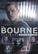 Bourne Ultimate Collection, The Movie