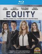 Equity (Blu-ray + UltraViolet) Blu-ray