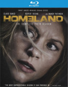 Homeland: The Complete Fifth Season Blu-ray