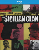 Sicilian Clan, The Blu-ray