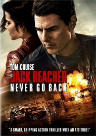 Jack Reacher: Never Go Back  Movie