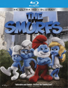 Smurfs, The (4K Ultra HD + Blu-ray + UltraViolet)  Blu-ray