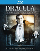 Dracula: Complete Legacy Collection Blu-ray