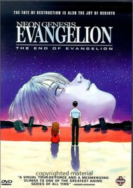 Neon Genesis Evangelion: The End Of Evangelion Movie