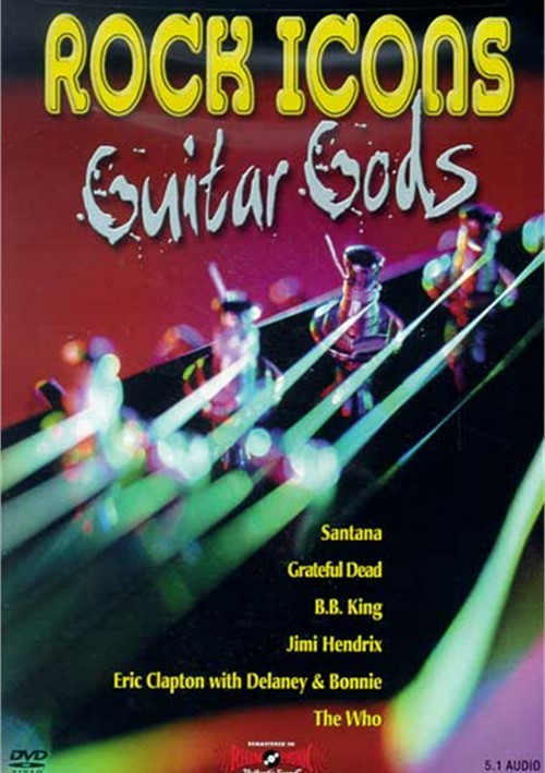 Rock Icons: Guitar Gods Movie