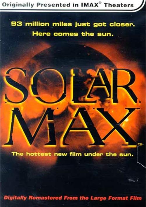 IMAX: Solar Max Movie