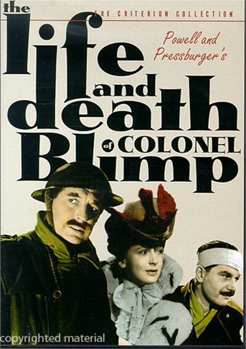 Life And Death Of Colonel Blimp, The: The Criterion Collection Movie