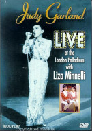 Judy Garland: Live At The London Palladium With Liza Minnelli Movie