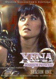 Xena: Warrior Princess - Season One Movie
