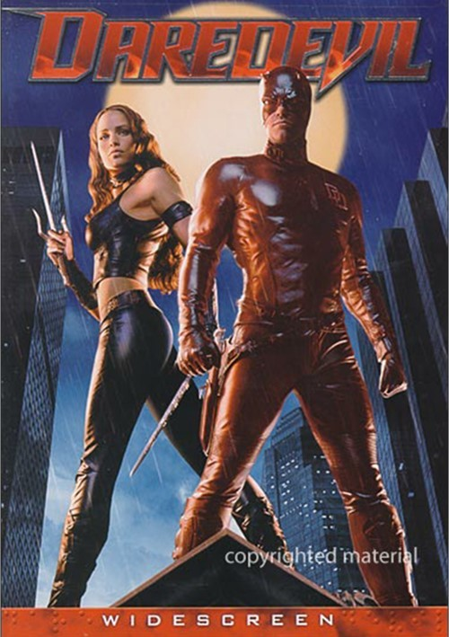 Daredevil (Widescreen) Movie