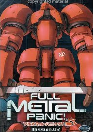Full Metal Panic!: Mission 03 Movie