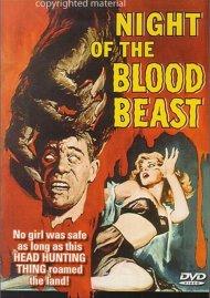 Night Of The Blood Beast (Alpha) Movie