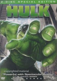 Hulk, The: Special Edition (Fullscreen) Movie