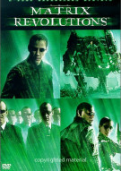 Matrix Revolutions, The (Widescreen) Movie