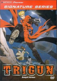 Trigun 5: Angel Arms - Signature Series Movie