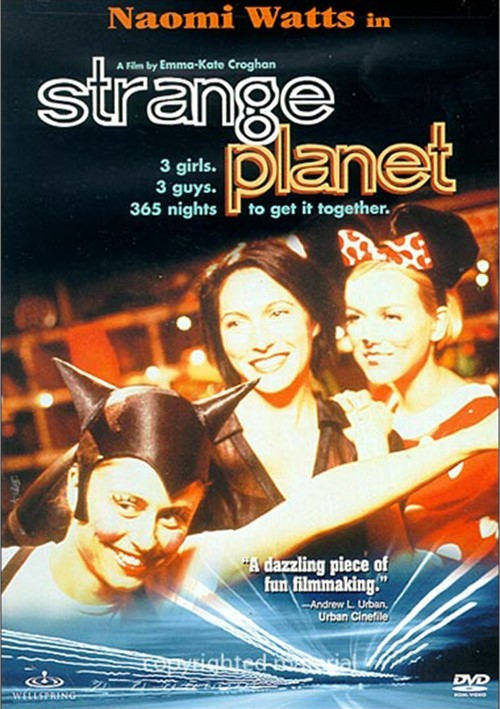 Strange Planet Movie