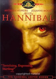 Hannibal (Fullscreen) Movie