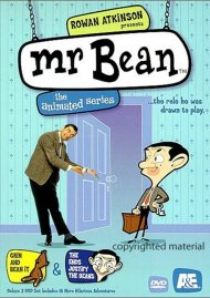 Mr. Bean: The Animated Series DVD Set #3 Movie