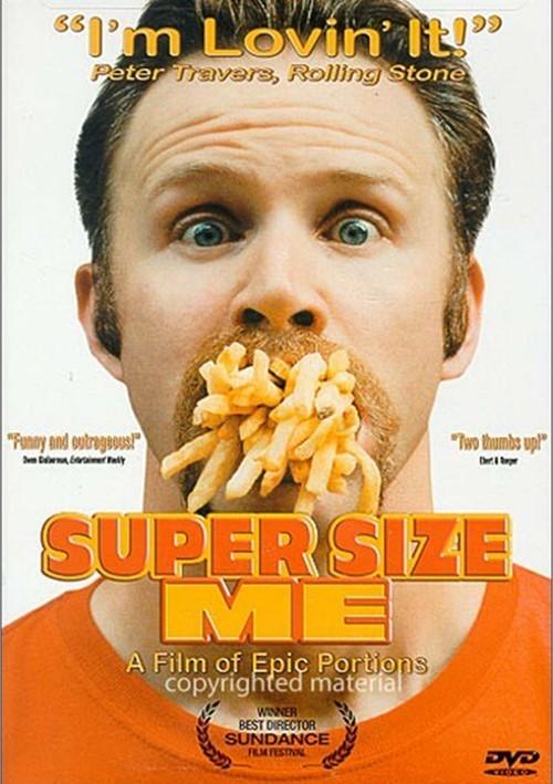 Super Size Me  Movie
