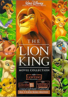 Lion King Movie Collection, The Movie