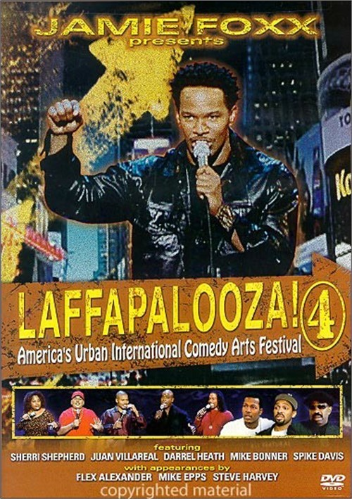 Laffapalooza!: Volume 4 Movie