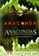 Anaconda / Anacondas: The Hunt For The Blood Orchid (2 Pack) Movie