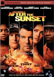 After The Sunset (Fullscreen) Movie