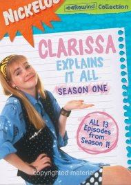 Clarissa Explains It All: Season One Movie