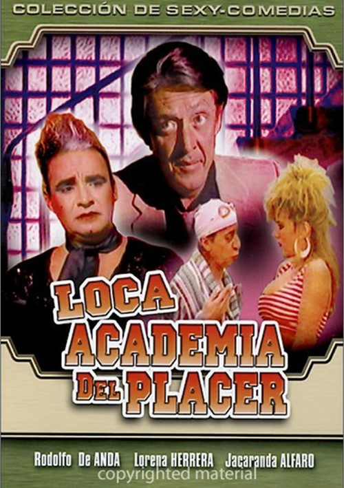 Loca Academia Del Placer (Crazy Academy Of Pleasure) Movie